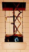 Draper Shade and Screen 300270 Scissor Lift SL4, 4 ft. Drop Distance 300270
