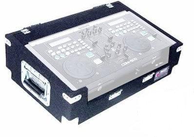 Odyssey CGCDM500  Carpeted Case for Gemini CDM500 DJ Controller CGCDM500