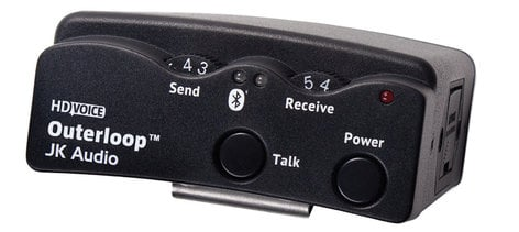 JK Audio OUTERLOOP Wireless Intercom Beltpack OUTERLOOP