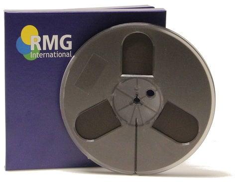 "RMGI SM900-34611 1/4"" x 1200 ft of Audio Tape on 7"" Plastic Reel SM900-34611"