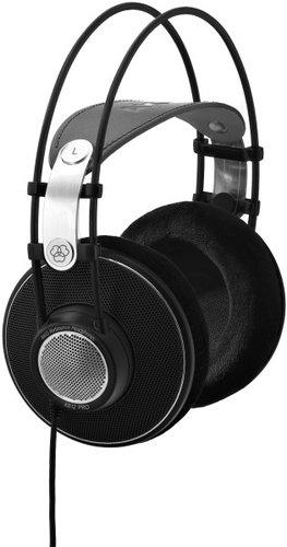 AKG K612 PRO Open Over-Ear Reference Studio Headphones K612PRO