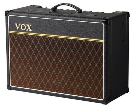 "Vox Amplification AC15C1X 15W 1x12"" Combo Guitar Amplifier with Celestion Alnico Blue Speaker AC15C1X"