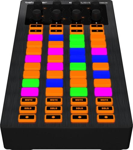 Behringer CMD LC-1 4x8 Grid DJ Controller CMDLC1