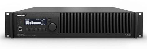 Bose PM8250N 8-Channel 4000-Watt Power Amplifier with Networking PM8250N
