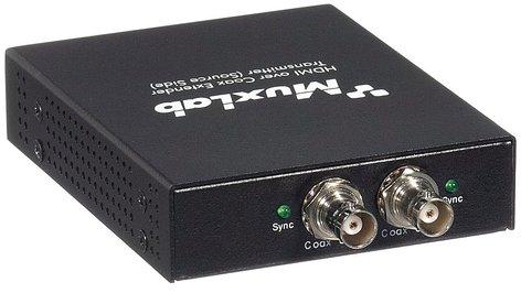 MuxLab 500465 HDMI Over Coax Extender Kit MUX-500465