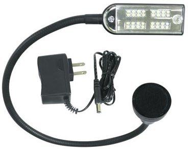 Middle Atlantic Products LT-GN-WL  Gooseneck Magnetic LED Worklight  LT-GN-WL