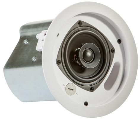 "JBL Control 14C/T 4"" 2 Way Ceiling Speaker in White CONTROL-14C/T"