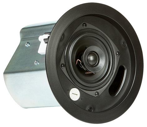 "JBL Control 14C/T 4"" 2-Way Ceiling Speaker in Black CONTROL-14C/T-BK"
