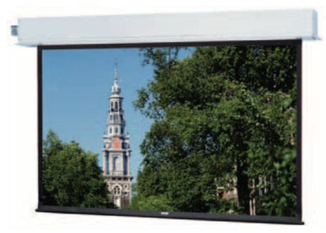 """Da-Lite 70132LS 109"""" Diagonal ADVANTAGE® ELECTROL® - 16:10 Wide Format Concealed-In-The-Ceiling Electric Screen 70132LS"""