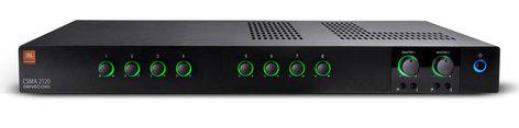 JBL CSMA-2120 120-Watt 8x2 Commercial Mixer/Amplifier CSMA-2120