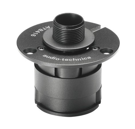 """Audio-Technica AT8416 In-surface Shock-Mount - Requires a 1-3/8"""" Hole AT8416"""