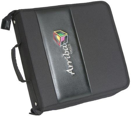 Arriba Cases AL-200 200-Disc CD/DVD Case AL-200