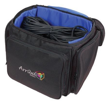 Arriba Cases AL-60 50-LP Utility/LP Record Case with Wheels AL-60