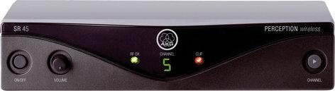 AKG SR45 High-Performance Wireless Stationary Receiver for Perception Wireless SR45