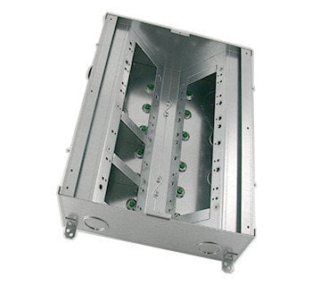 "FSR, Inc FL-600P-6-B  6"" Deep Backbox FL-600P-6-B"