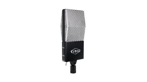 Cloud Microphones 44-A Active Ribbon Microphone with Swichable High-Pass Filter 44A