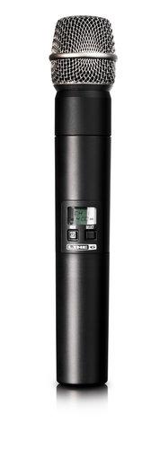 Line 6 V55-HHTX 12-Channel Wireless Handheld Microphone Transmitter for the XD-V55 System V55-HHTX
