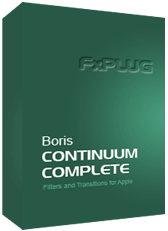 Boris FX BCCFXPLUG800  Continuum Complete 8 FX Plugin [Mac] BCCFXPLUG800