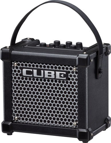 """Roland MICRO CUBE GX 3W 1x5"""" Battery-Powered Modeling Combo Guitar Amplifier MCUBE-GX"""