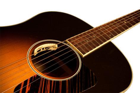 LR Baggs Anthem Internal Tru-mic Acoustic Guitar Microphone/Element Pickup System ANTHEM