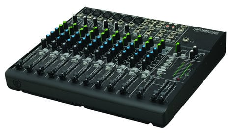 Mackie 1402VLZ4 14-Channel Compact Mixer 1402-VLZ-4