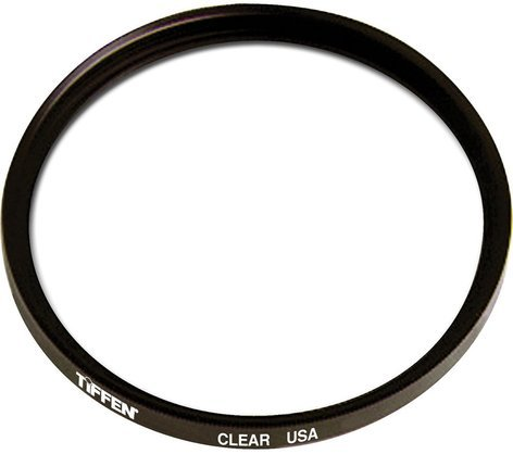 Tiffen 95CCLRUN  95mm Coarse Thread Clear Uncoated Filter 95CCLRUN