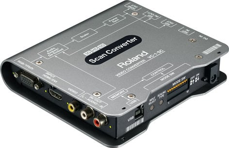 Roland System Group VC-1-SC Up/Down/Cross Scan Converter to/from SDI/HDMI VC-1-SC