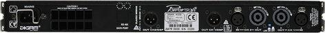 Powersoft M20D 1,200-Watt 2-Channel Power Amplifier M20D