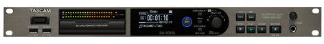 Tascam DA-3000 DSD Master Recorder and ADDA Converter DA-3000