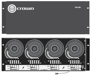 Crown TP-170V 4 Autoformer Panel  TP-170V