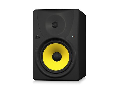 """Behringer TRUTH B1031A Active 2-Way Reference Studio Monitor with 8"""" Kevlar Woofer B1031A-SINGLE"""