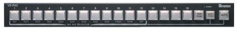 Panasonic VS-R45  Remote Control Panel VS-R45
