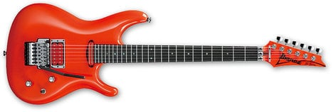 Ibanez JS2410MCO JS Series Muscle Car Orange Joe Satriani Signature Electric Guitar with Hardshell Case JS2410MCO
