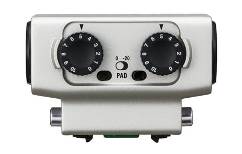 Zoom EXH-6 Dual XLR/TRS Input Capsule for the H6 EXH-6