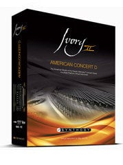 Synthogy Ivory II American Concert D Piano Sample Library IVORY2-AMERICANCNCRT