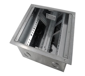 "FSR, Inc FL-540P-4-B  4"" Deep Floor Box FL-540P-4-B"
