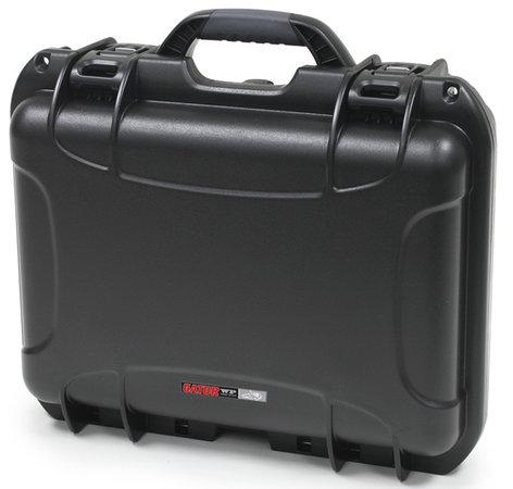Gator Cases GU-1510-06-WPNF  Waterproof Case in Black GU-1510-06-WPNF