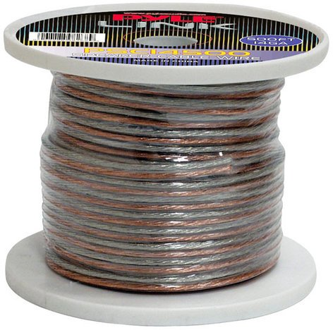 Pyle Pro PSC14500  500' Spool of 14AWG Speaker Wire PSC14500