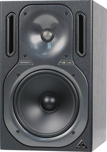 """Behringer TRUTH B2031A Active 2-Way Reference Studio Monitor with 8-3/4"""" Woofer B2031A-SINGLE"""