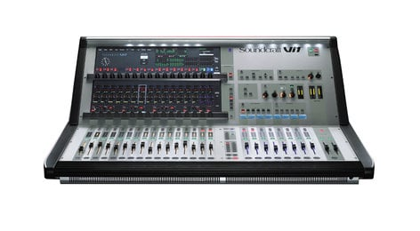 Soundcraft Vi1 Control Surface Vi1 46-Channel Digital Mixer VI1-CONTROL-SURFACE