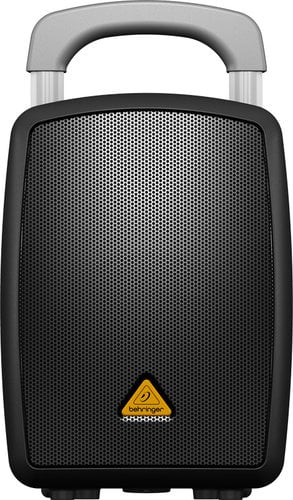 Behringer EUROPORT MPA40BT-PRO 40W Portable PA with Bluetooth and Luggage-Style Handle and Wheels MPA40BT-PRO