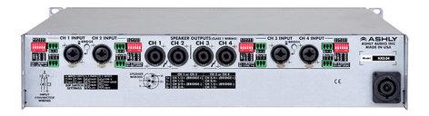 Ashly nX3.04 4x 3000W 2 Ohm Power Amplifier NX3.04