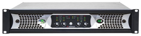 Ashly nXE1.54 4x1500W 2-Ohm Networkable Power Amplifier NXE1.54
