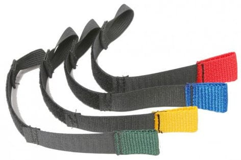 """Porta-Brace CB-810  4-Pack of 6"""" Cable Binders CB-810"""