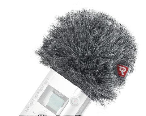 Rycote 055370 Mini Windjammer® Miniature Windjammer for Zoom H2 055370