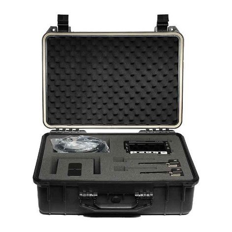 Video Devices PIX-HC1A Carrying Case for PIX 220(i) or PIX 240(i) and Accessories PIX-HC1A