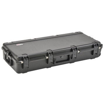 SKB Cases 3I-4217-7B-L  3I Series Injection Molded Waterproof Case with Wheels & Layered Foam 3I-4217-7B-L