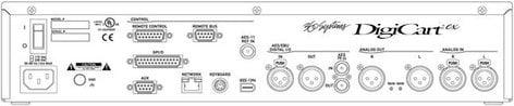 360 Systems DigiCart/EX Ethernet Audio™ Recorder DIGICART-EX