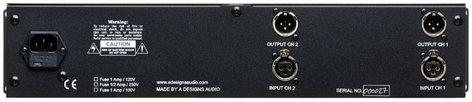 A-Designs EM-EQ2 Dual Mono 3-Band Pultec-Style Equalizer EM-EQ2