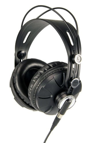 Vu HPC-8000 Closed Back Studio Monitor Headphones HPC-8000